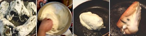 flour, batter, fry, poblano peppers, chiles rellenos, chiles en nogada