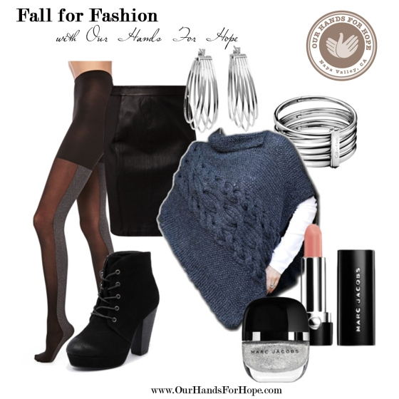 #FallForFashion with us and discover new trends on our Instagram and Pinterest.